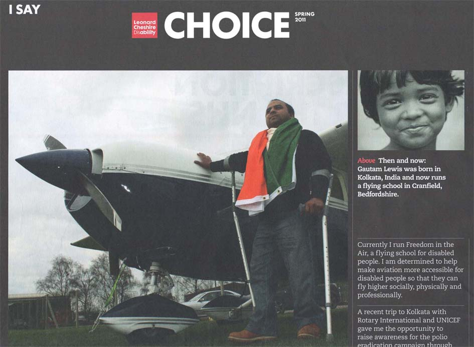 Leonard Cheshire Disability Choice Magazine 1